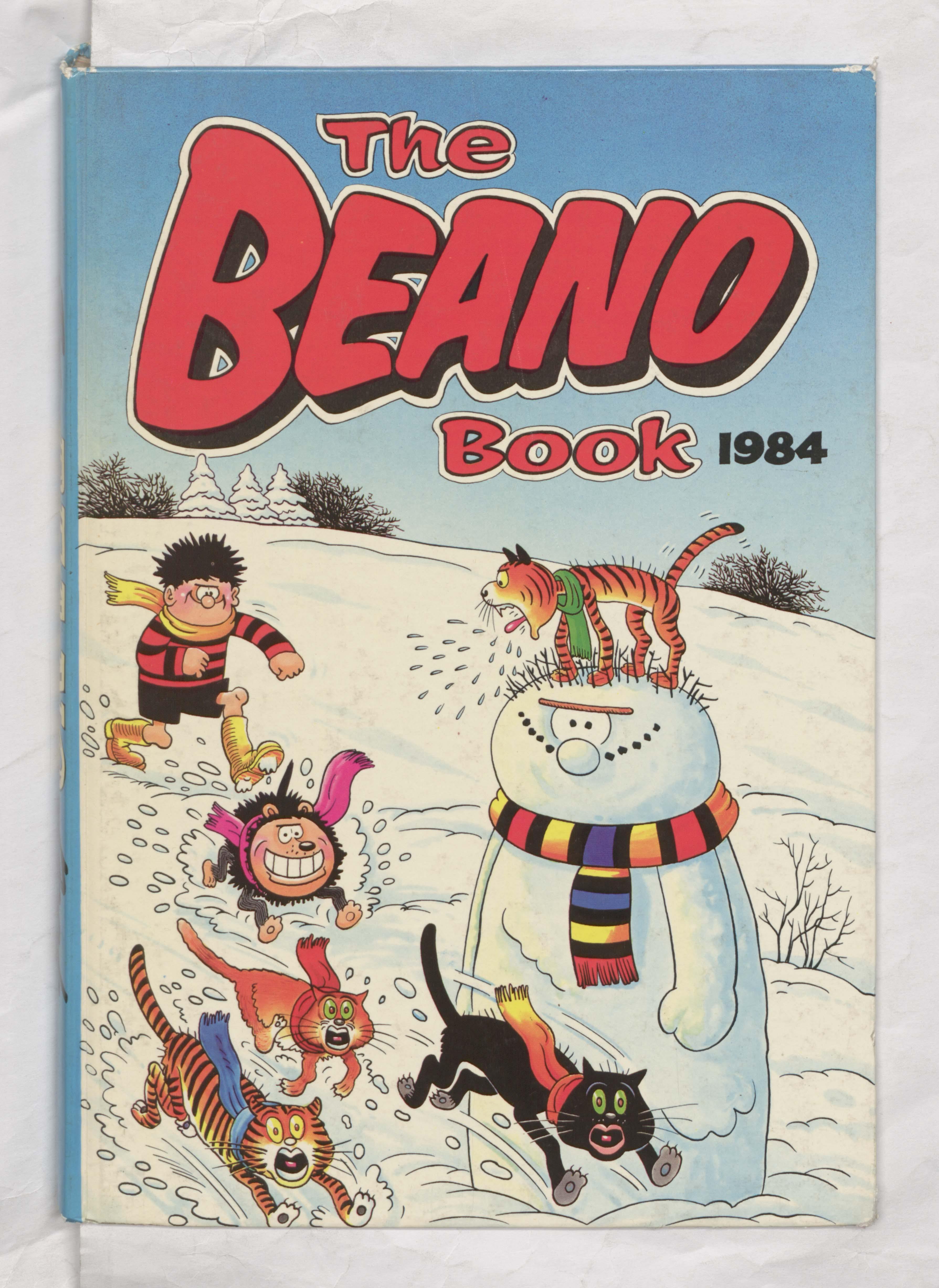 Beano Book 1984 Annual
