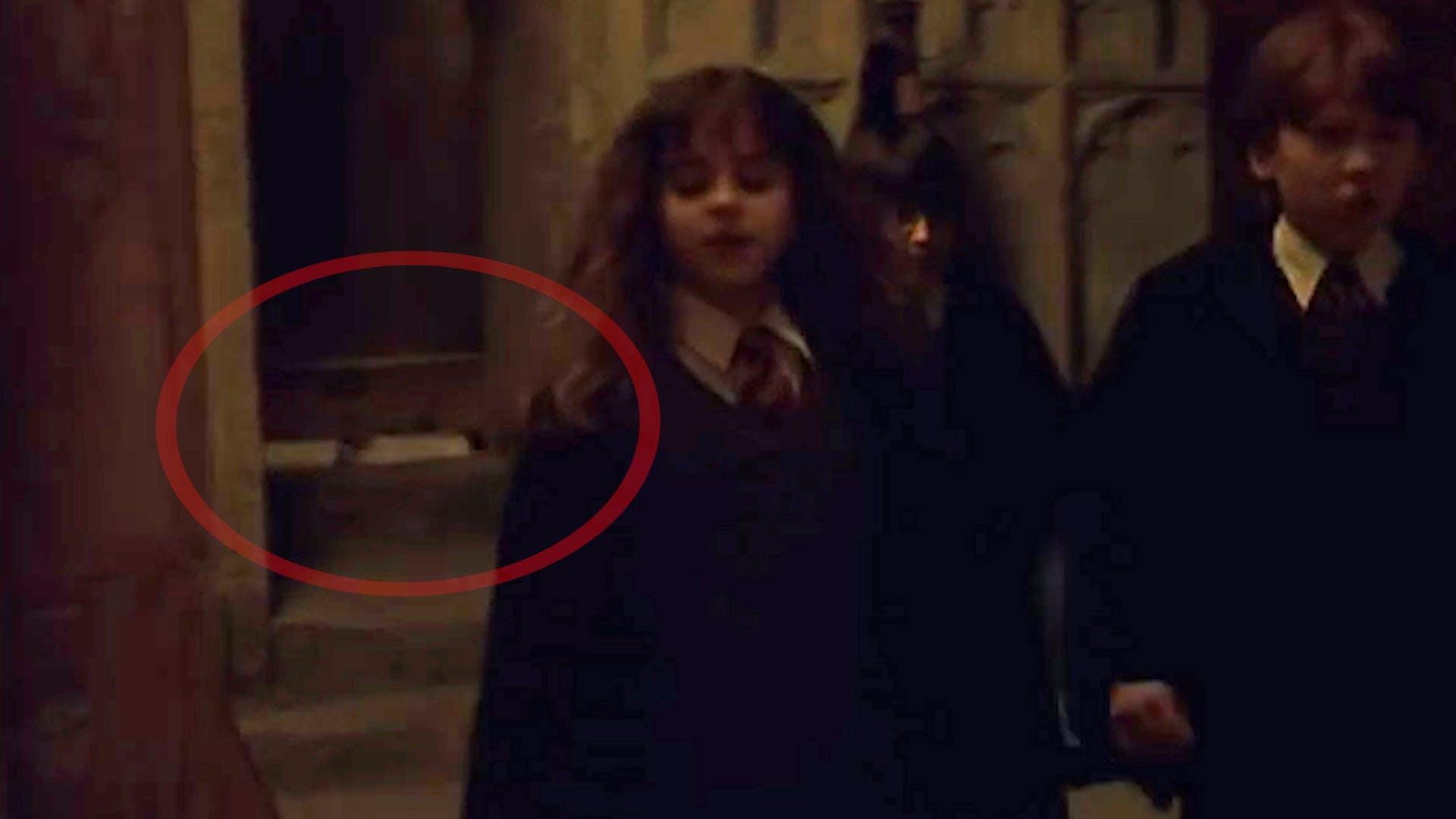 Harry Potter Mystery Feet