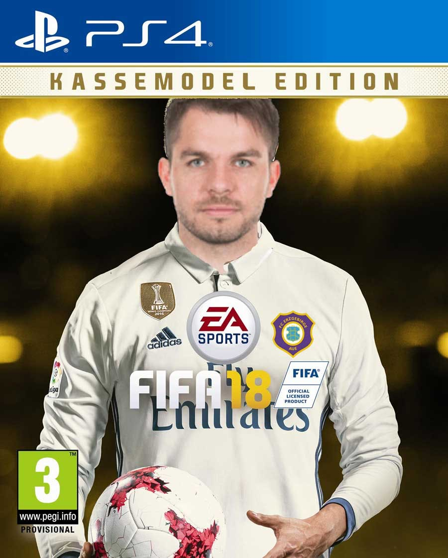 The new, improved FIFA 18!