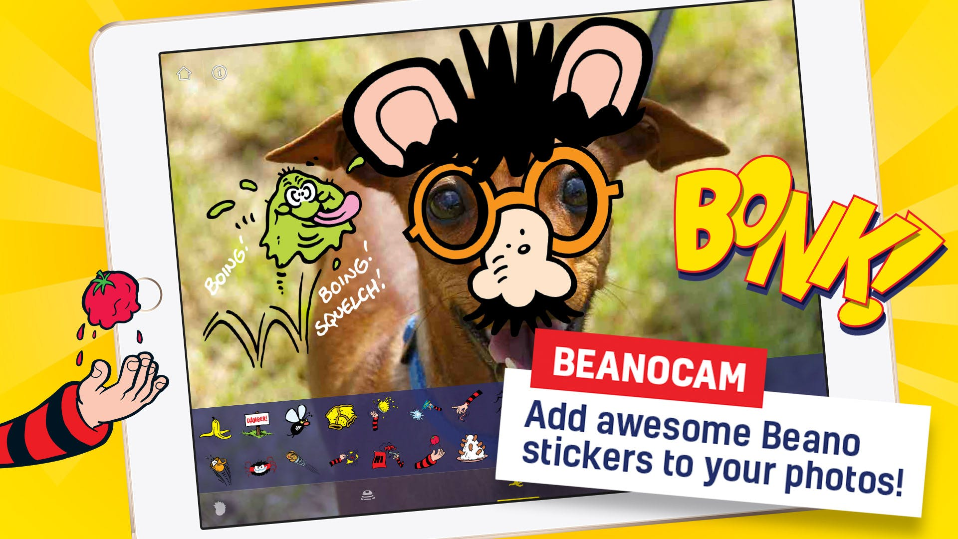 Download the Beano app!