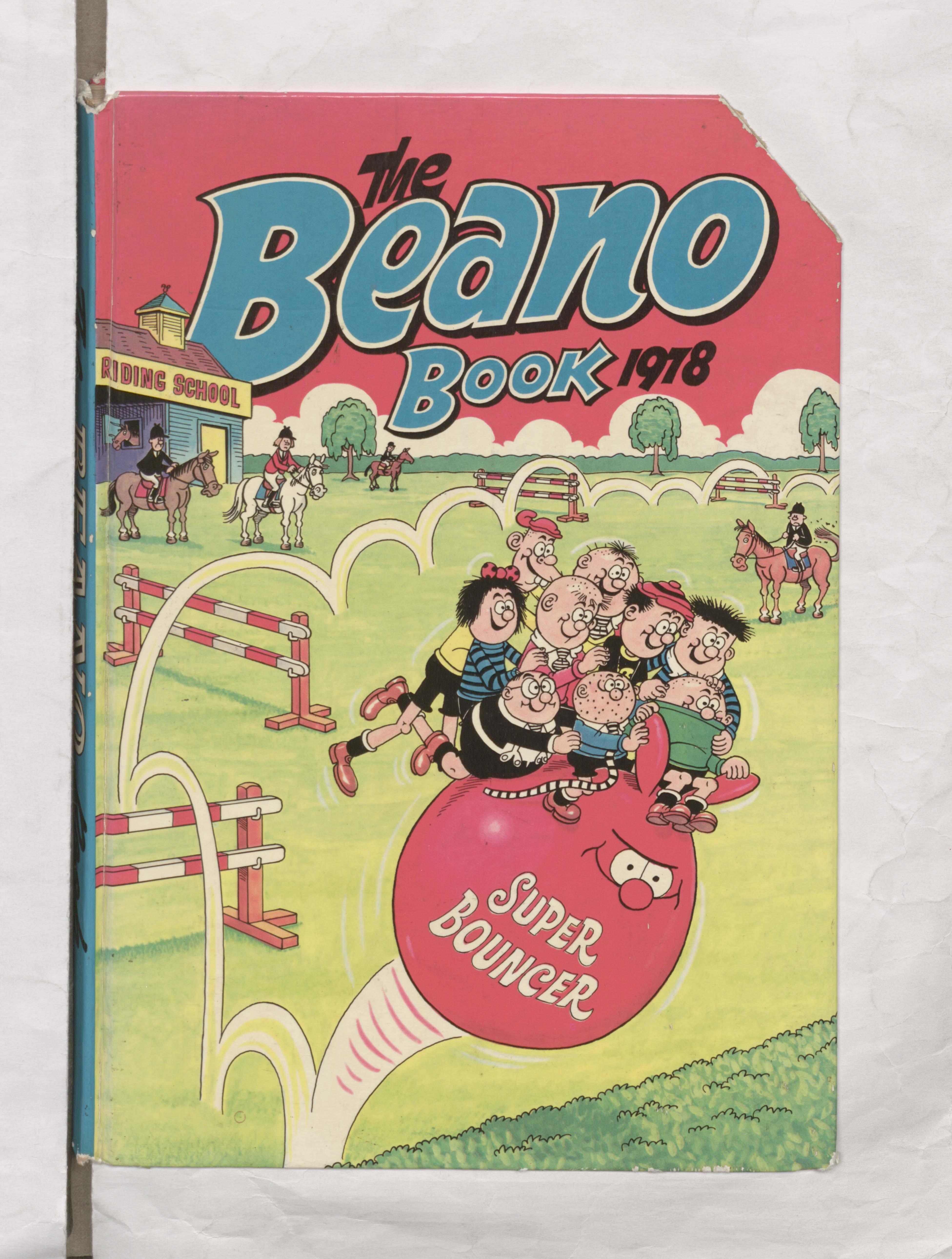 Beano Book 1978 Annual
