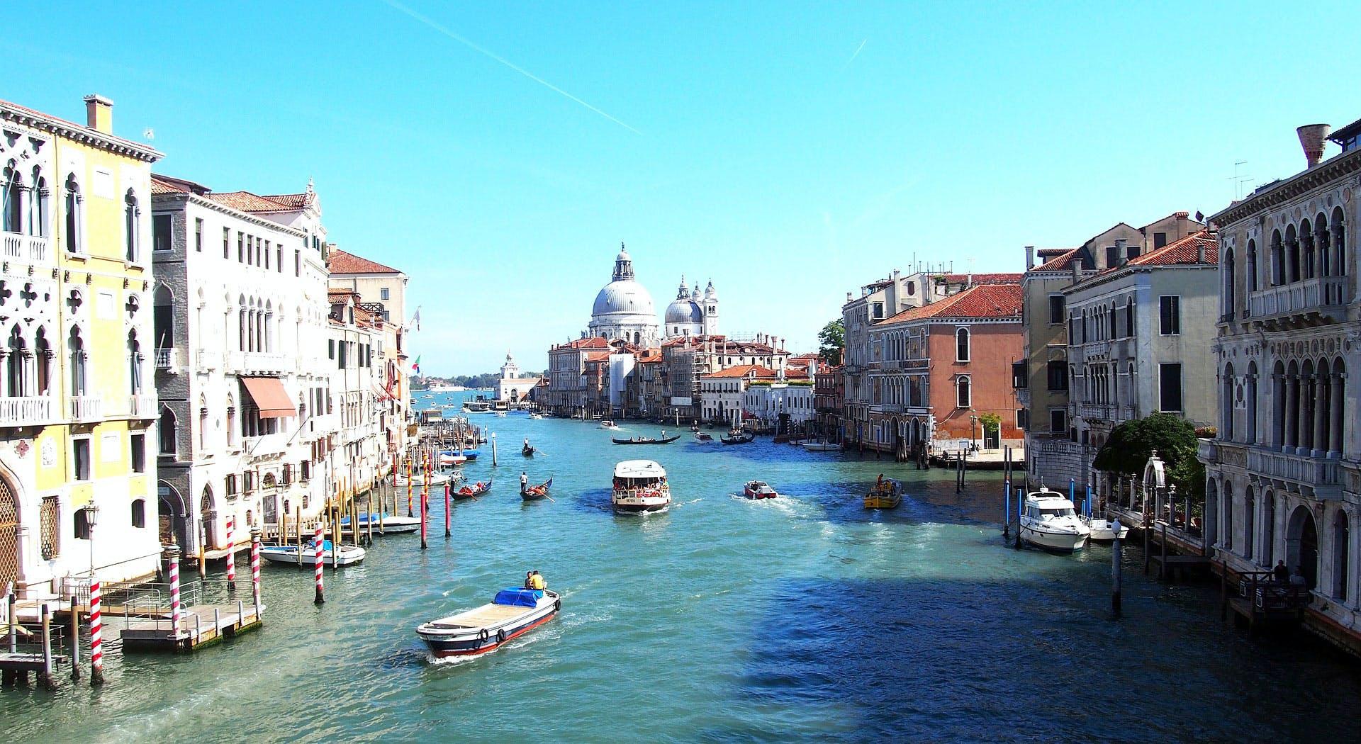 Venice: how lovely