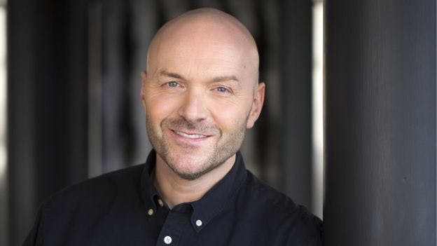 Simon Rimmer the Celebrity Chef