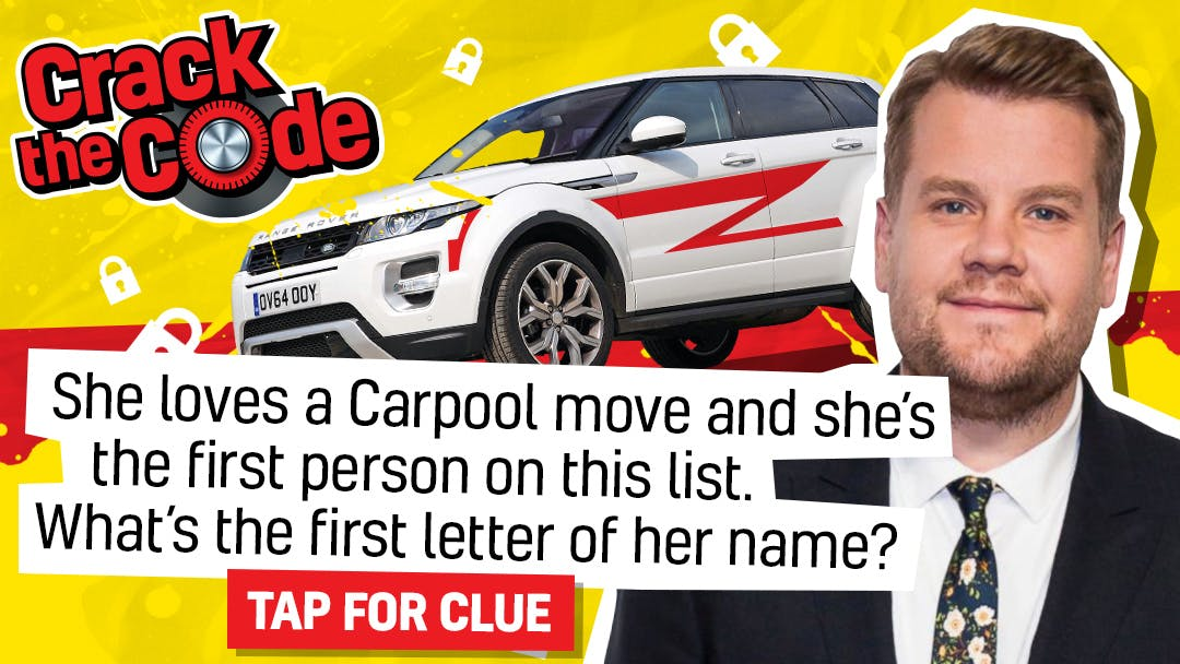 Beano Crack the Code - Day 1 Clue