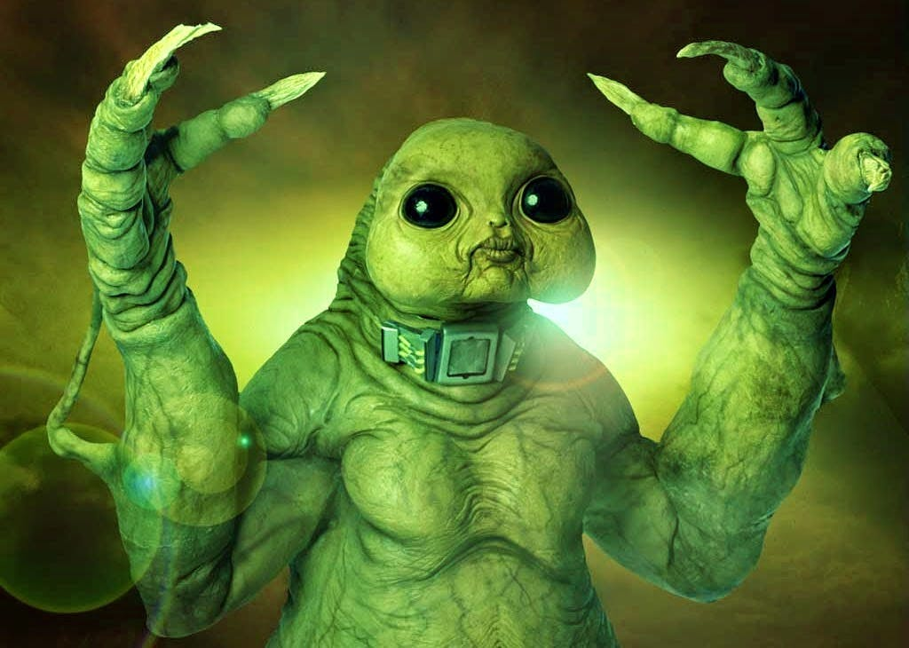 Slitheen Doctor Who