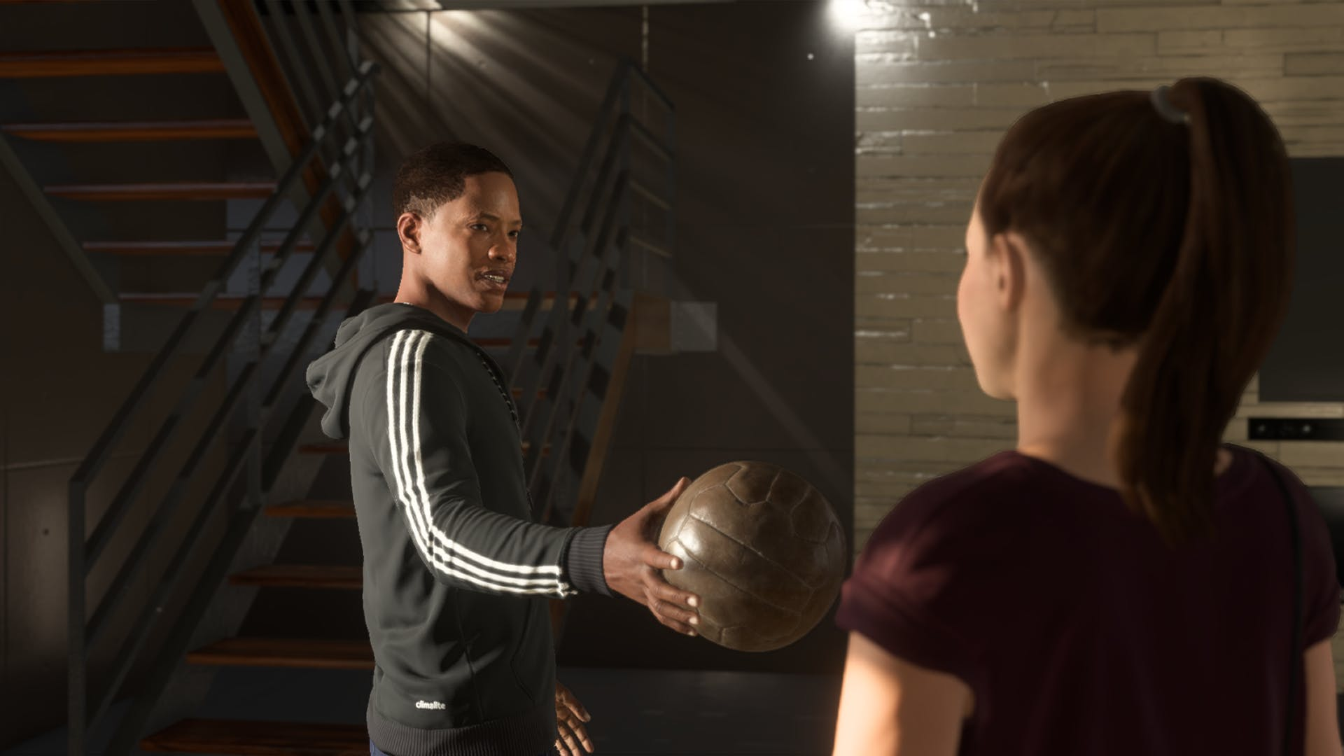 Alex Hunter in FIFA 18