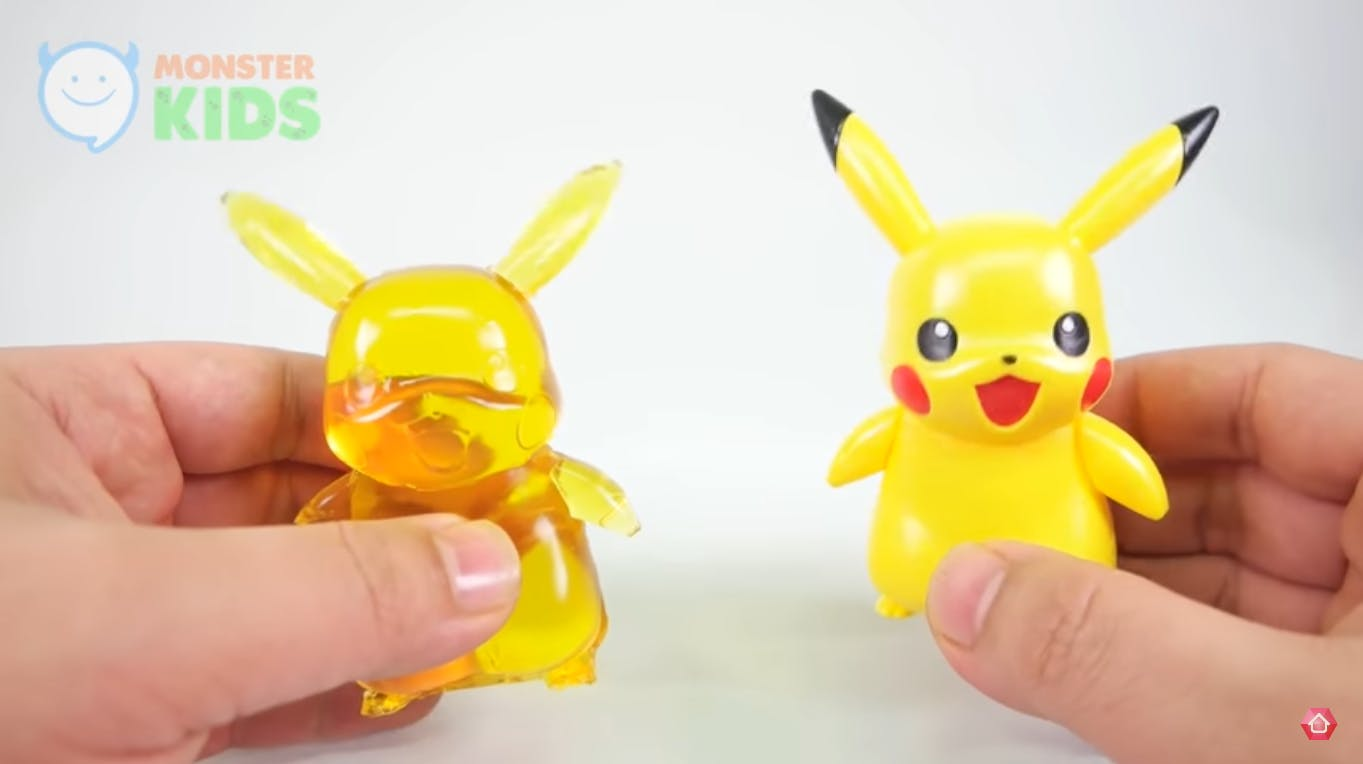 Gummi Pikachu