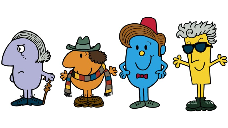 Doctor Who / Mr Men