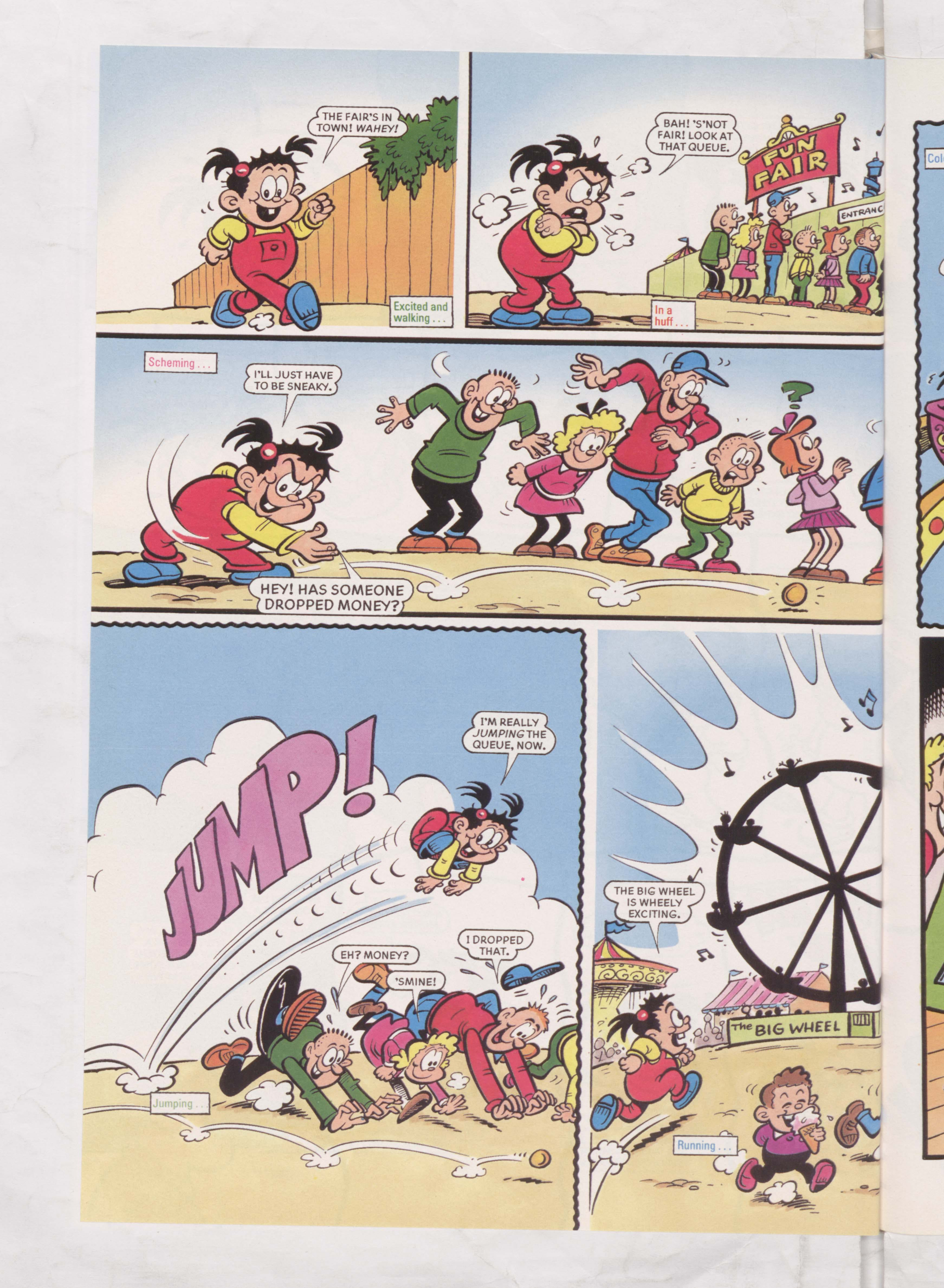 Ivy the Terrible Meets her Maker - Beano Book 2003 Annual