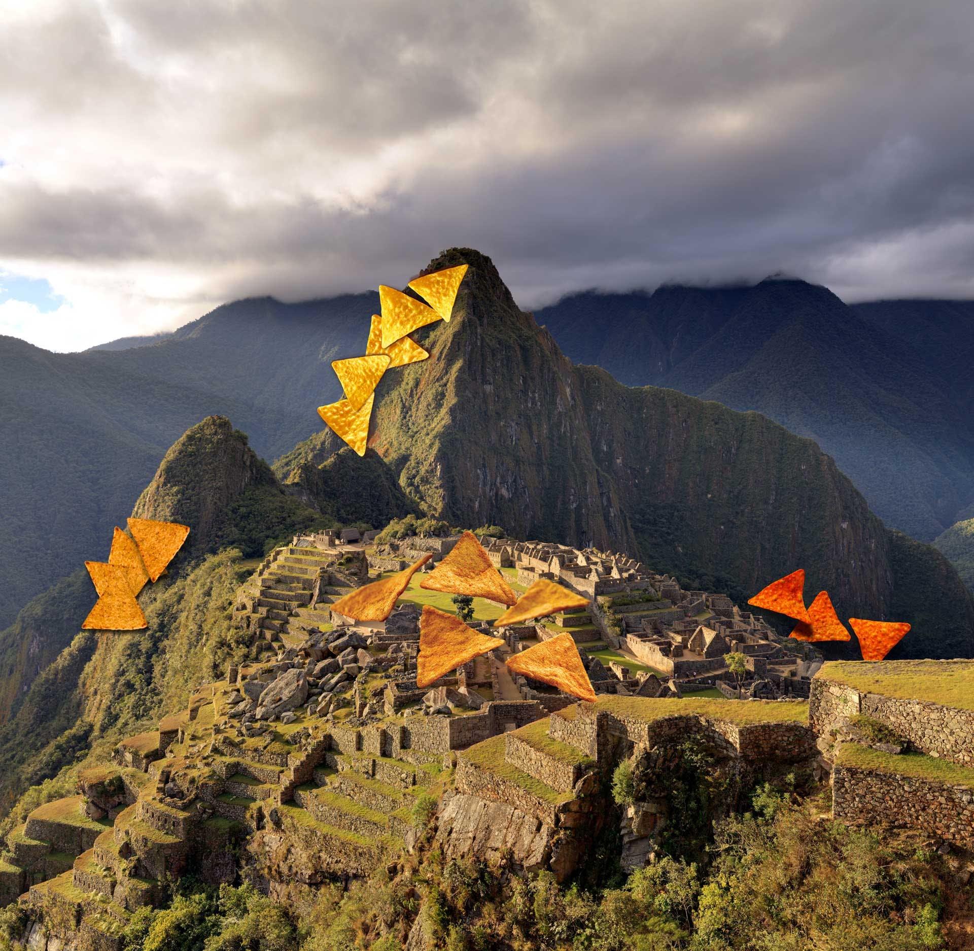 Nacho Picchu!