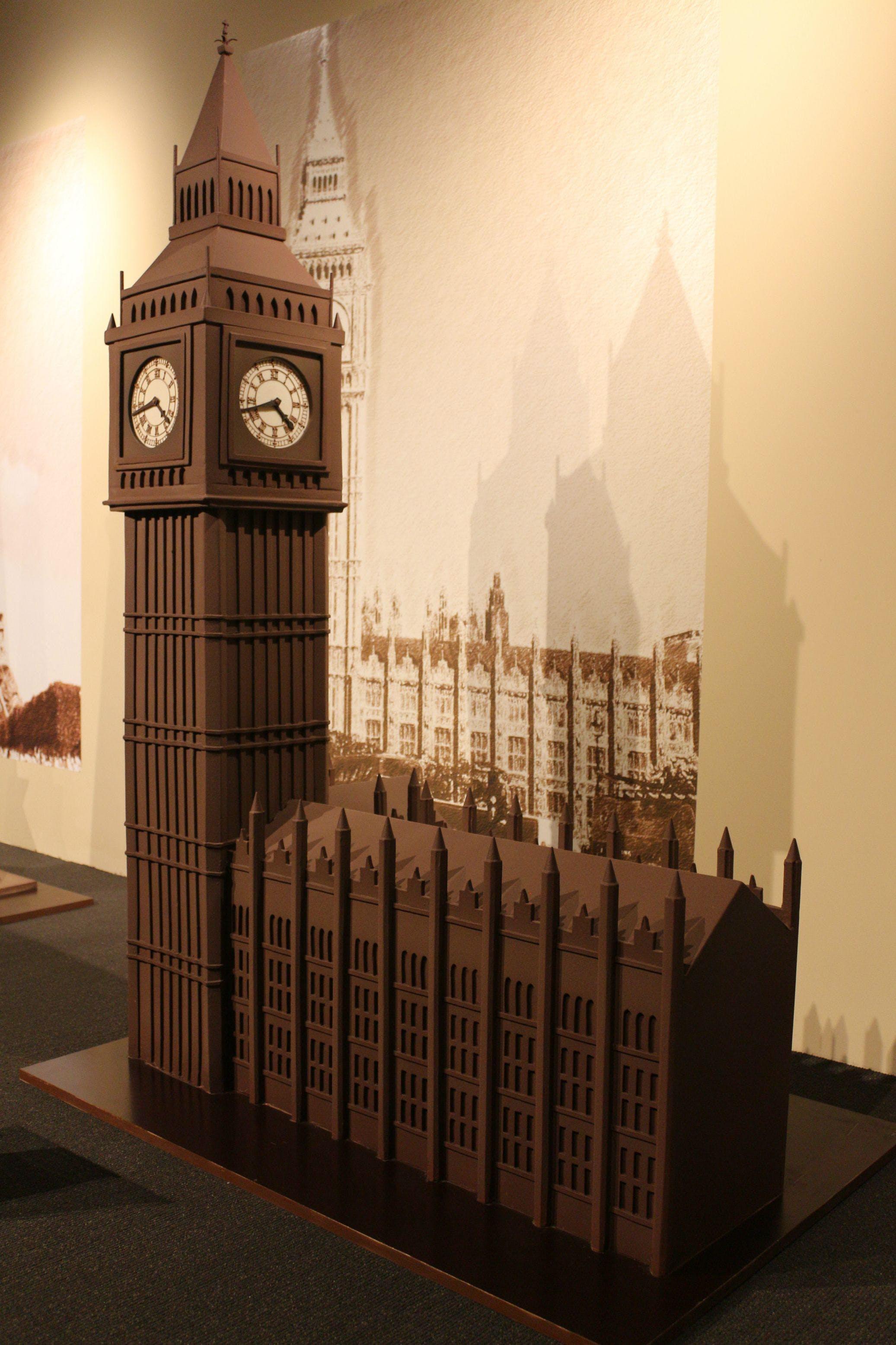 Chocolate Big Ben