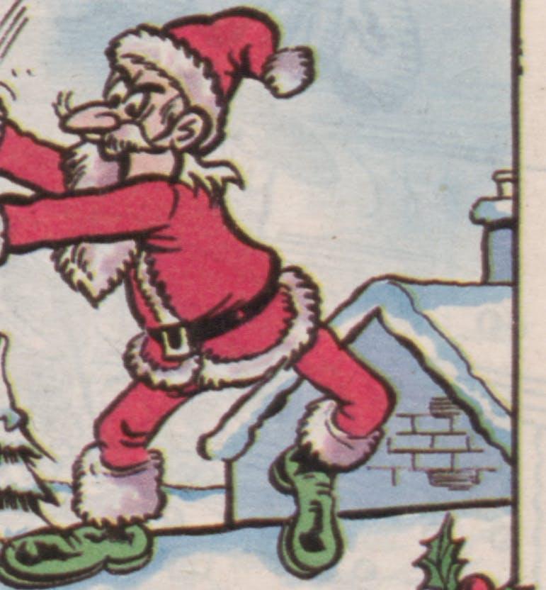 Bananaman Christmas 1992