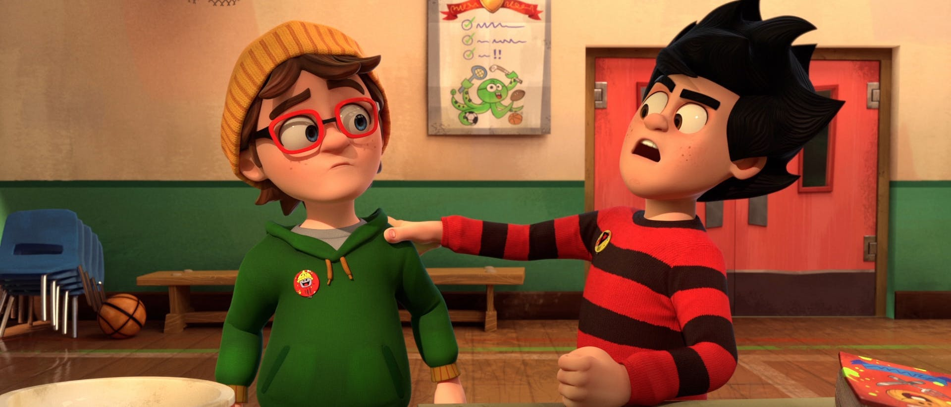 Dennis and Gnasher Unleashed! Episode 19: The Great Beanotown Bake Off