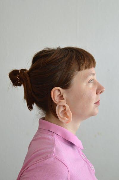 Earring by Nadja Buttendorf