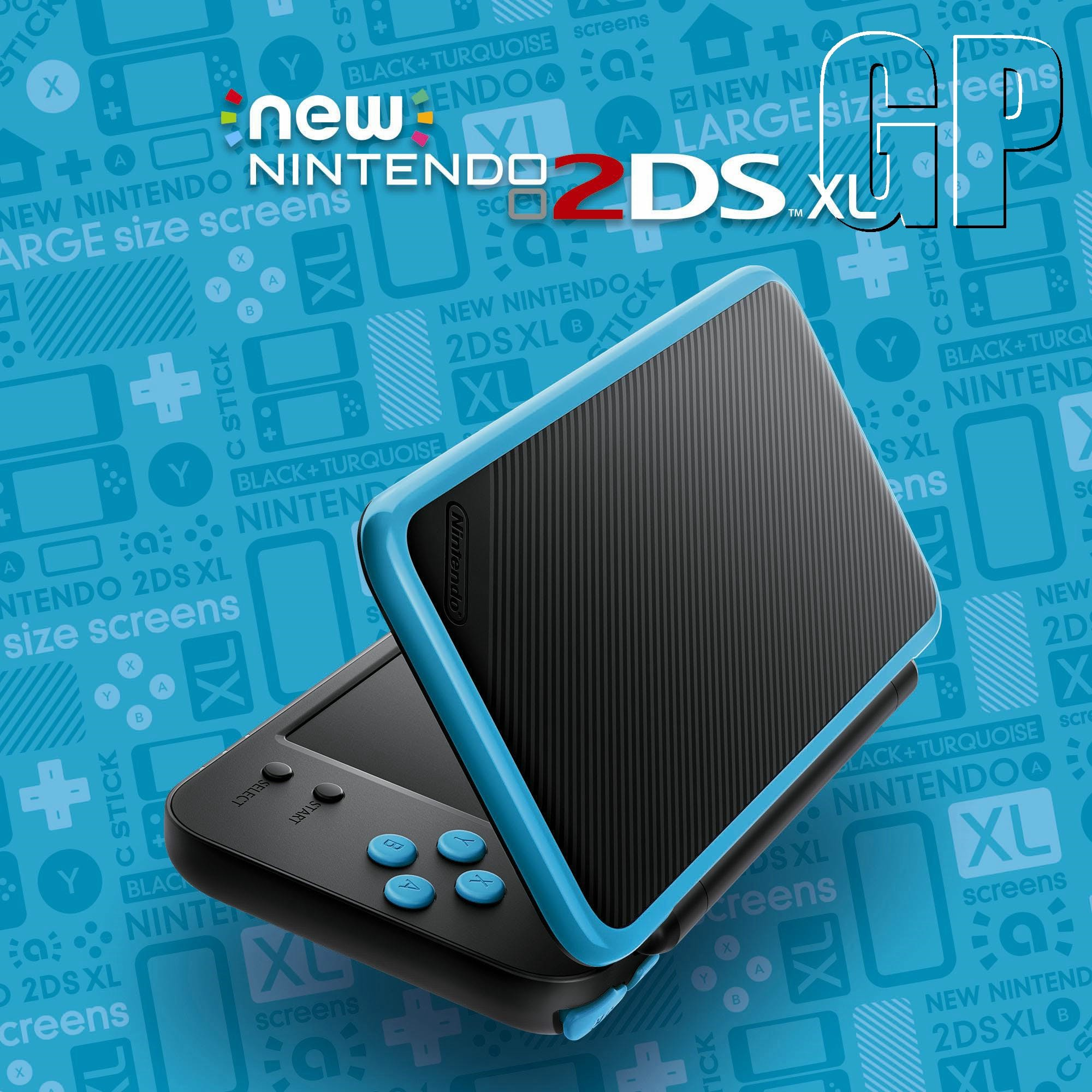 new 2DSxl