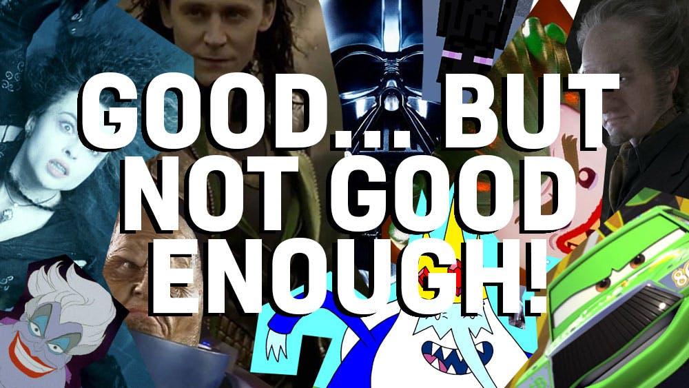 GOOD... BUT NOT GOOD ENOUGH!