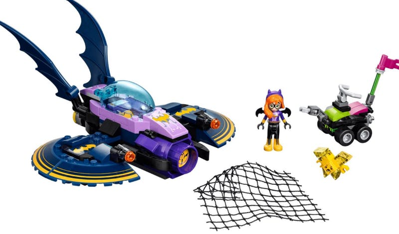 DC Duper Hero Girls Lego