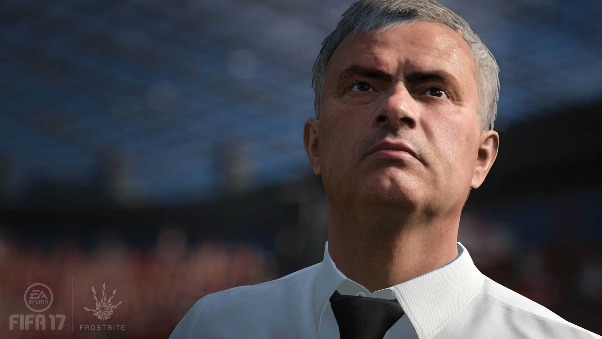 Fifa 17 - Jose Mourinho