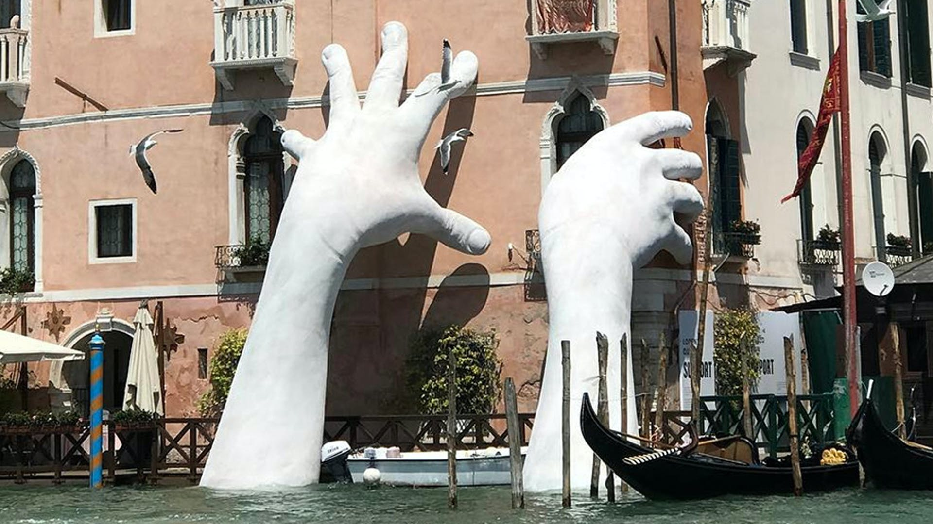 The Giant of Venice