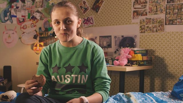 Jody Jackson of CBBC's The Dumping Ground