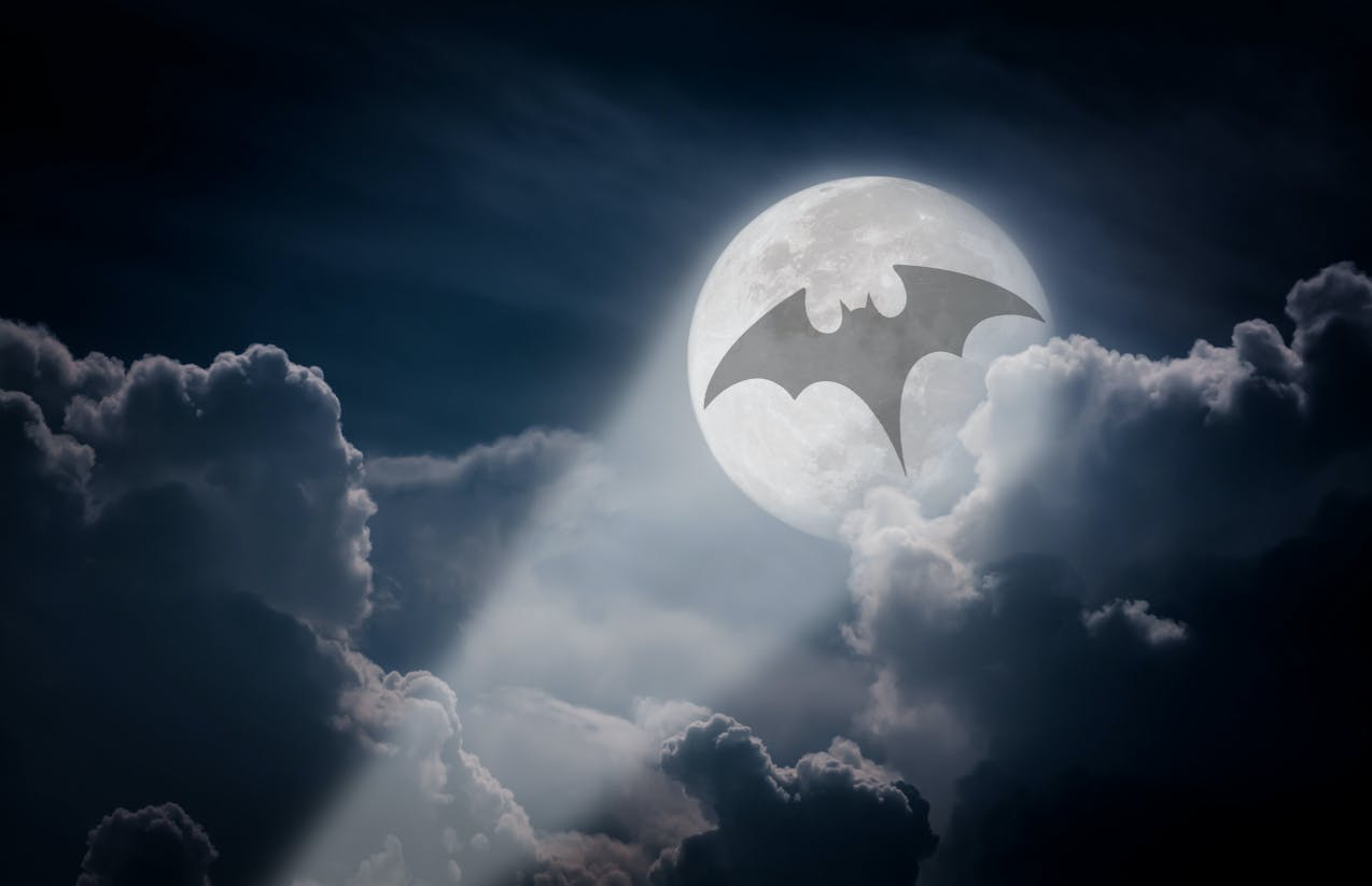 moon bat signal