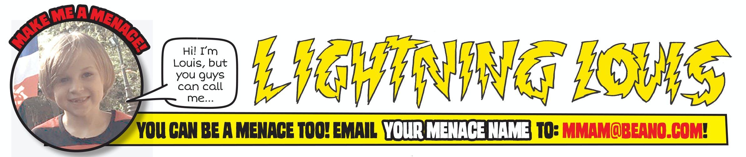 Lightning Louis