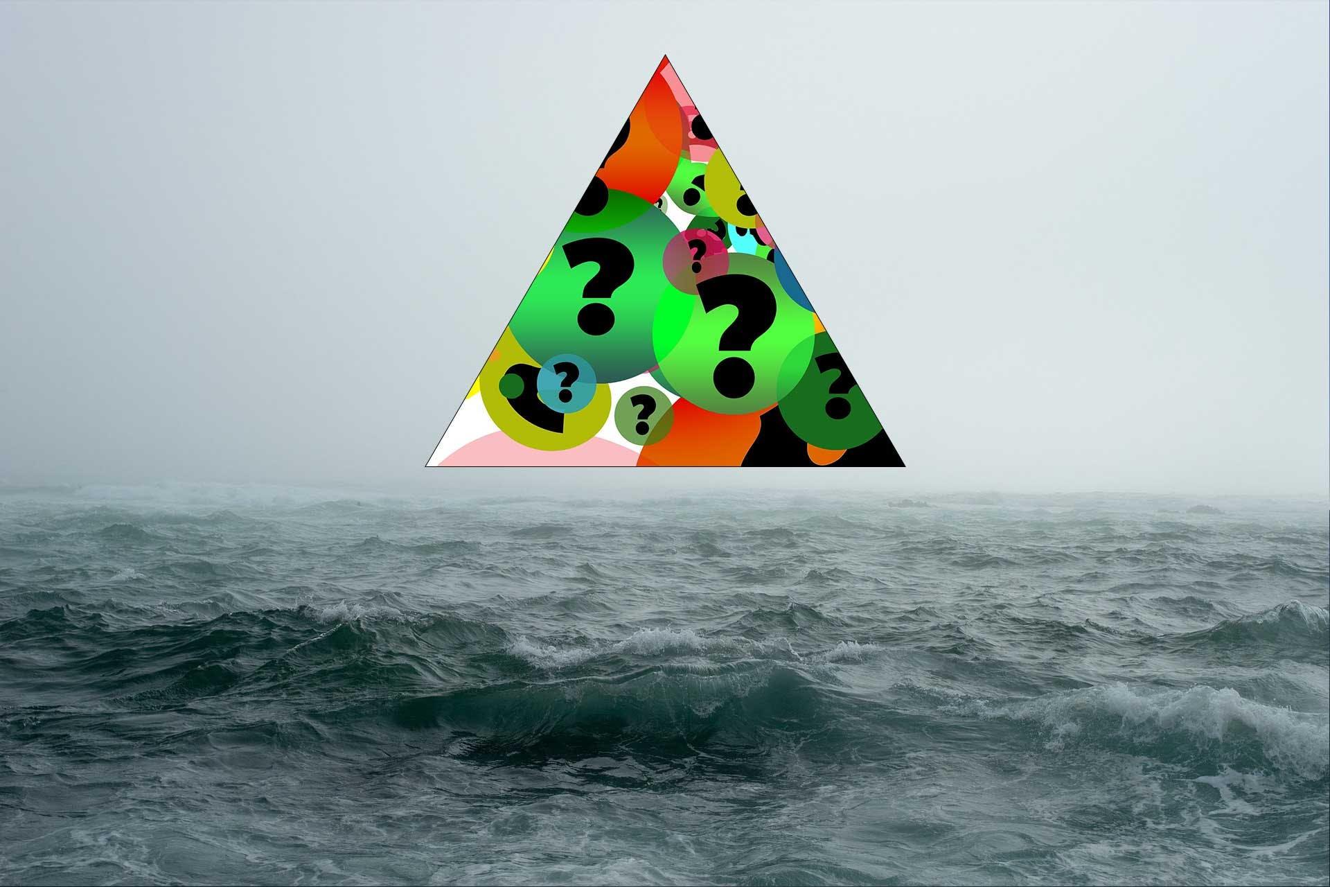 Bermuda triangle - mystery