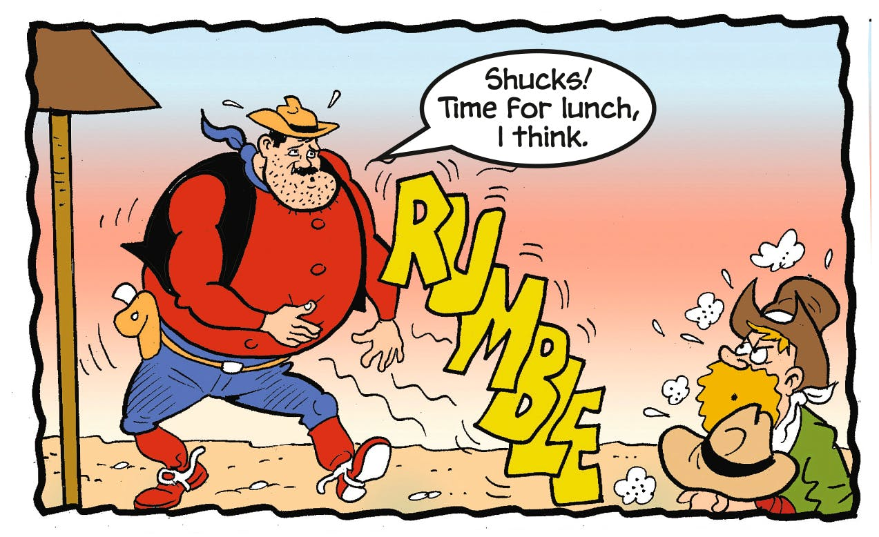 Desperate Dan