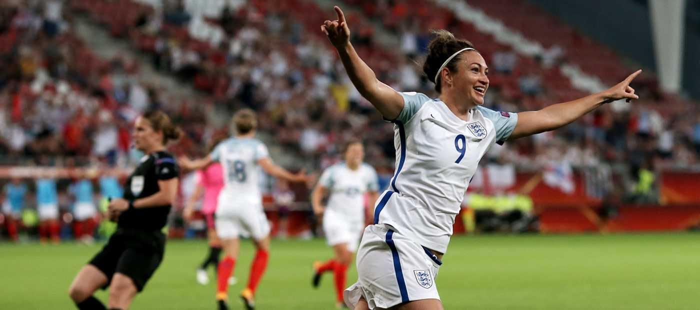 England UEFA Women's Euro 2017