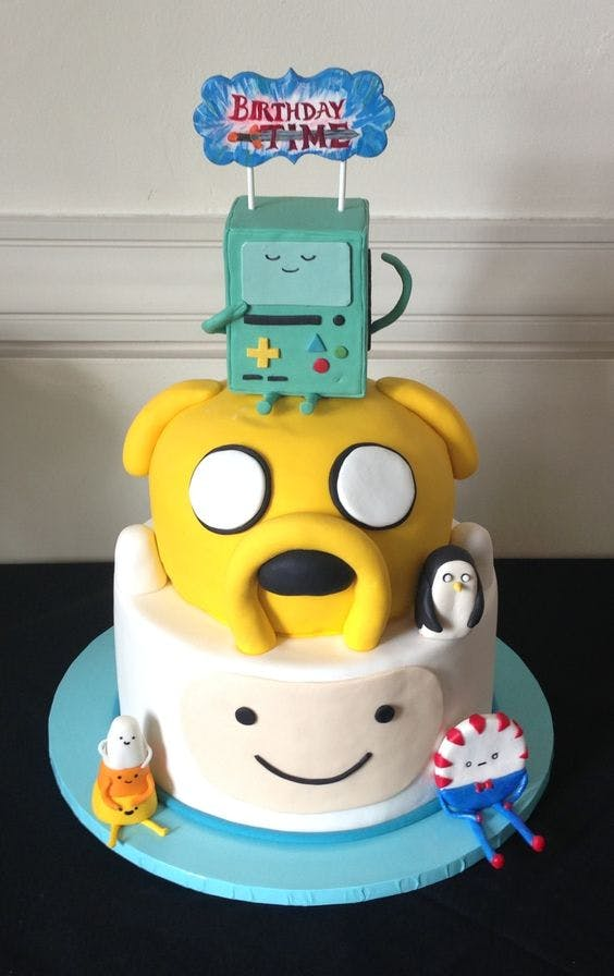 minecraft cake recipe adventure time cakes need to amp tv 5909