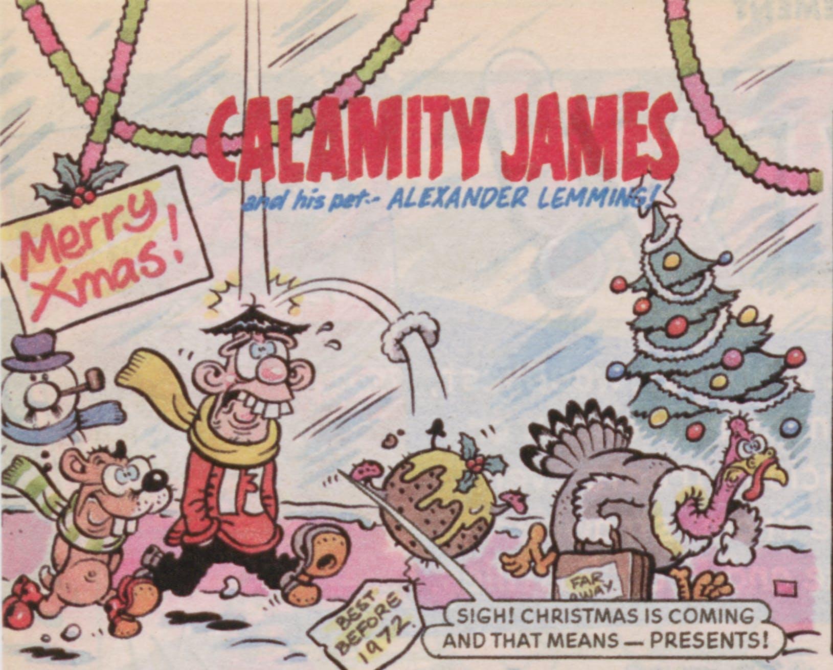Calamity James 1999
