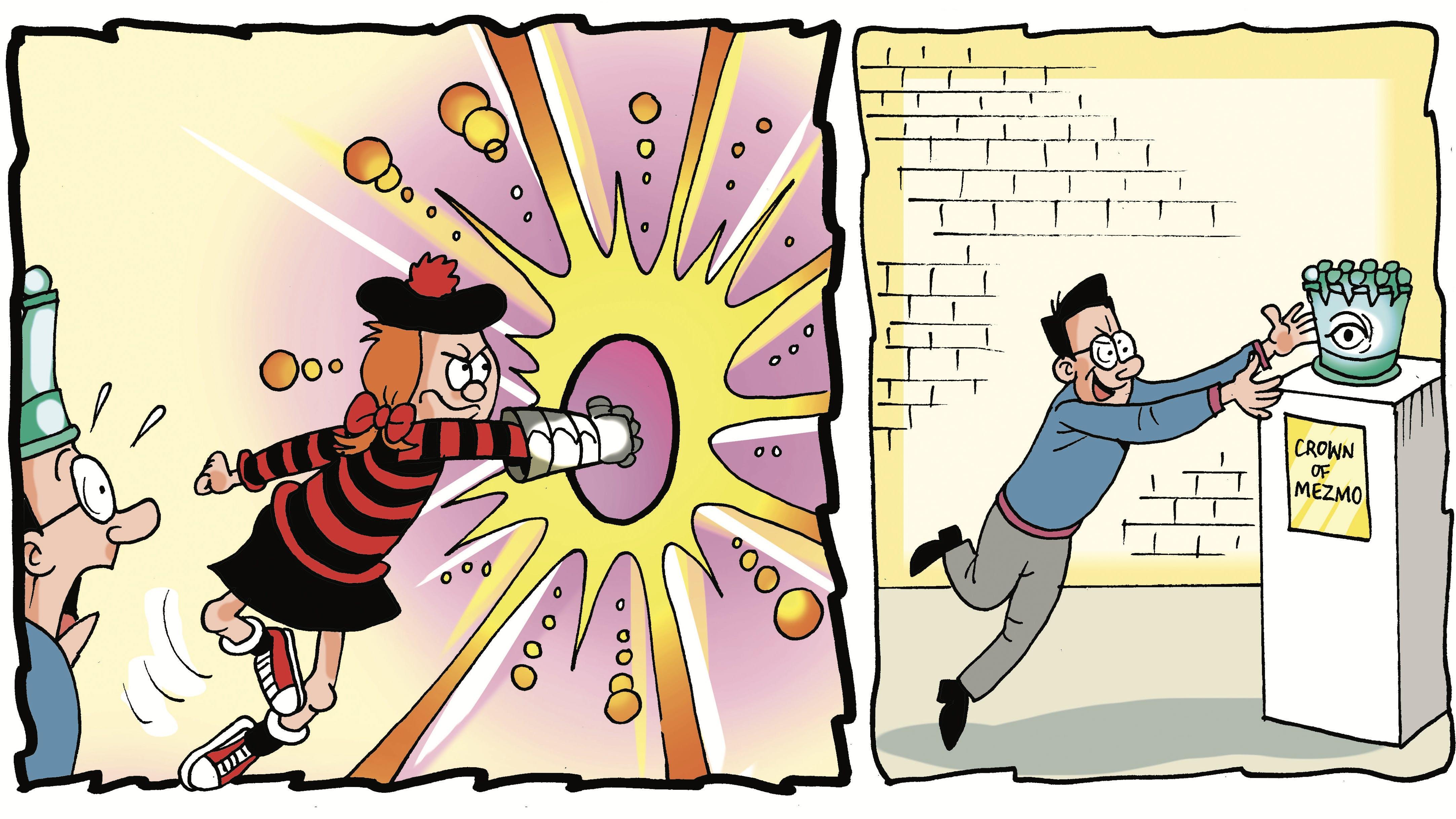 Sherlock Minnie