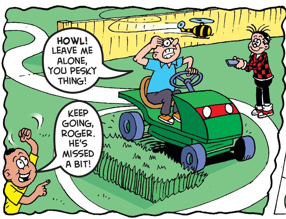 Roger Rocker n Roller!