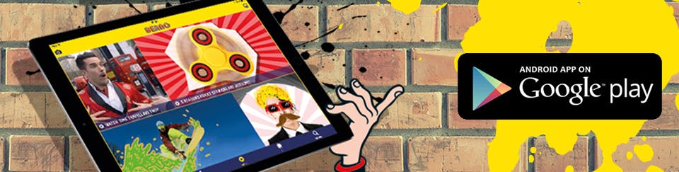 Download the Beano App from Google Play