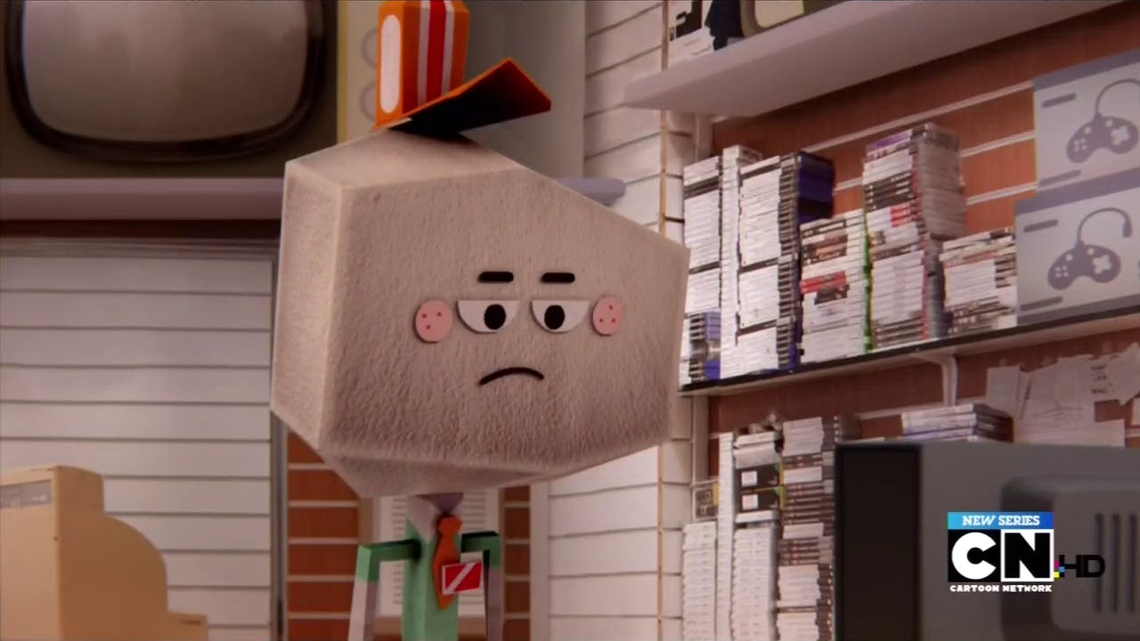 Larry from The Amazing World Of Gumball