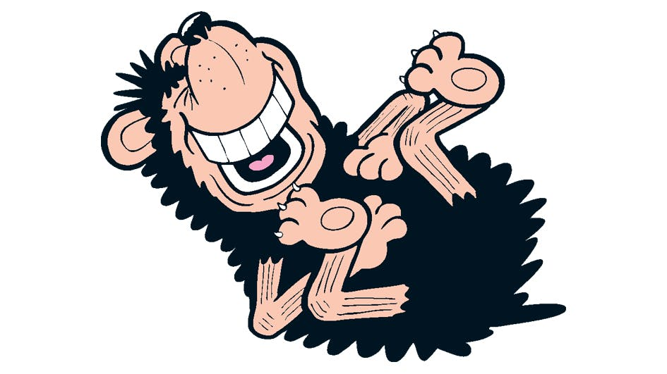 Gnasher from Beano, Dennis the Menace