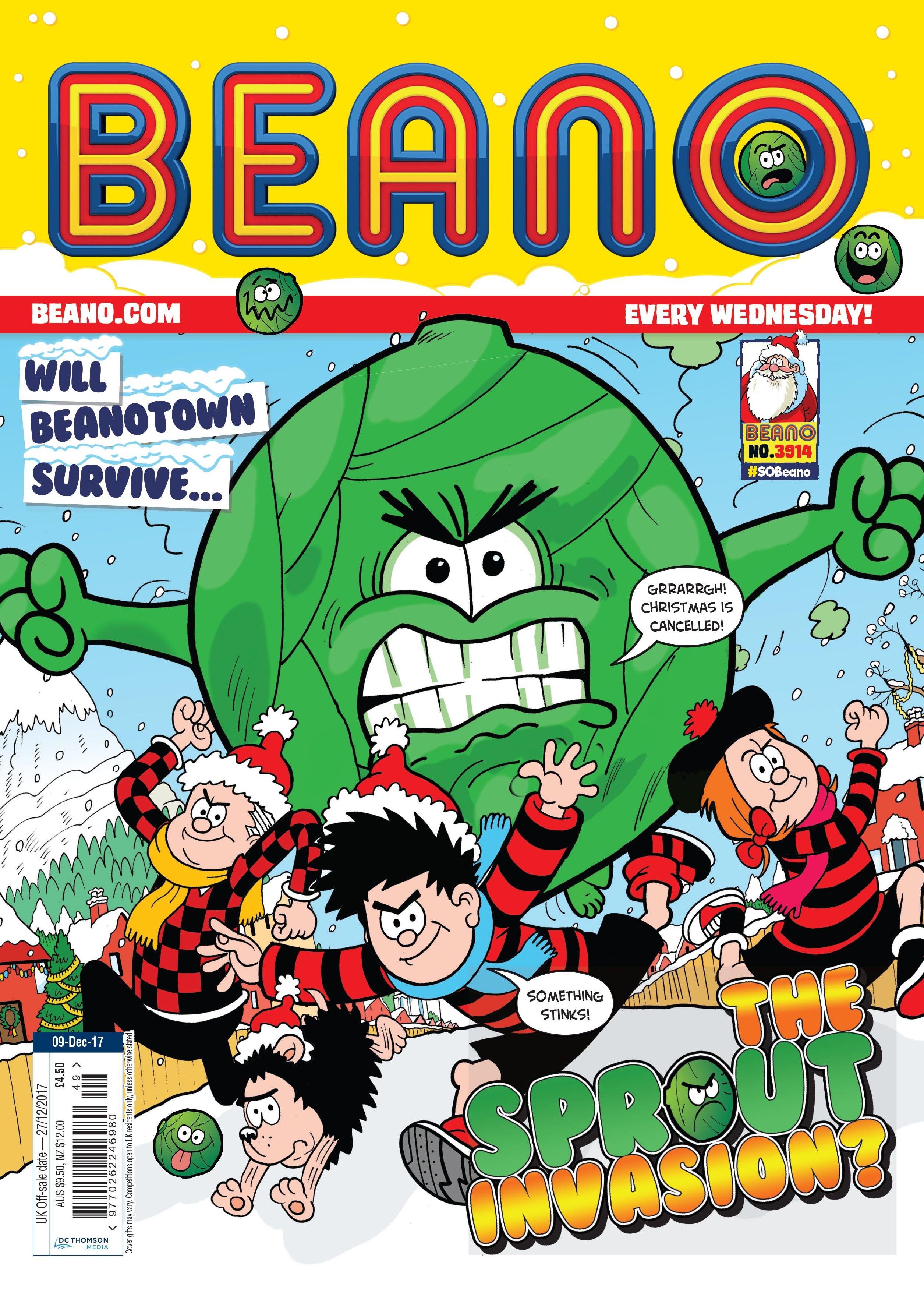 Beano Issue 3914