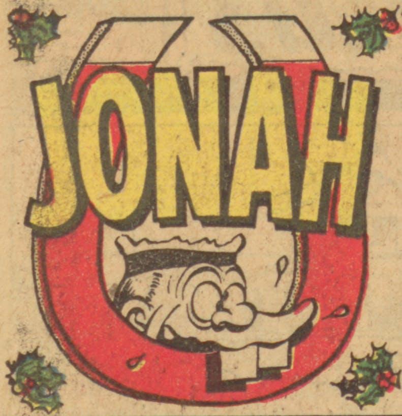 Jonah 1961