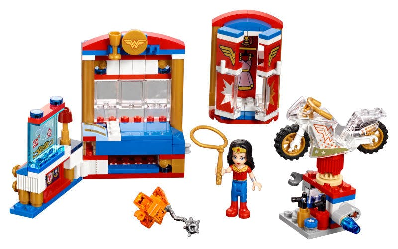 DC Super Hero Girls Lego