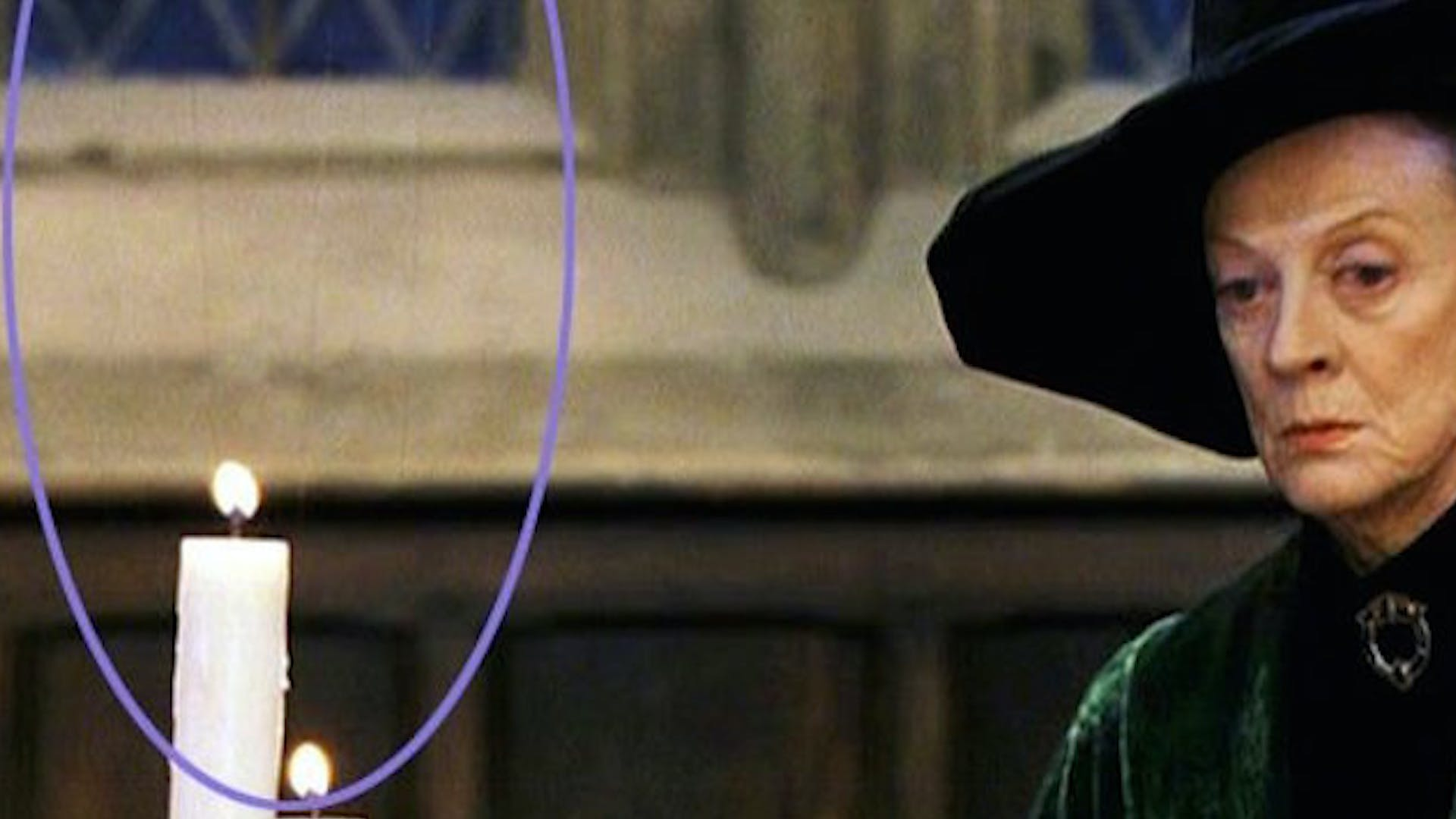 Harry Potter Candle Strings