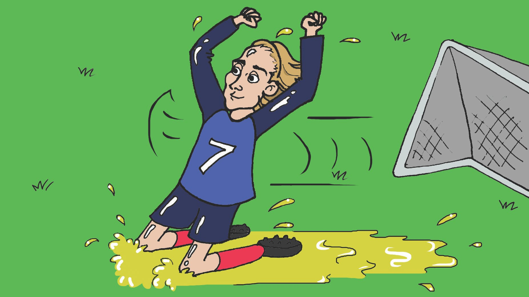Who's the slipperiest footballer? - Antoine GREASE-man Griezmann