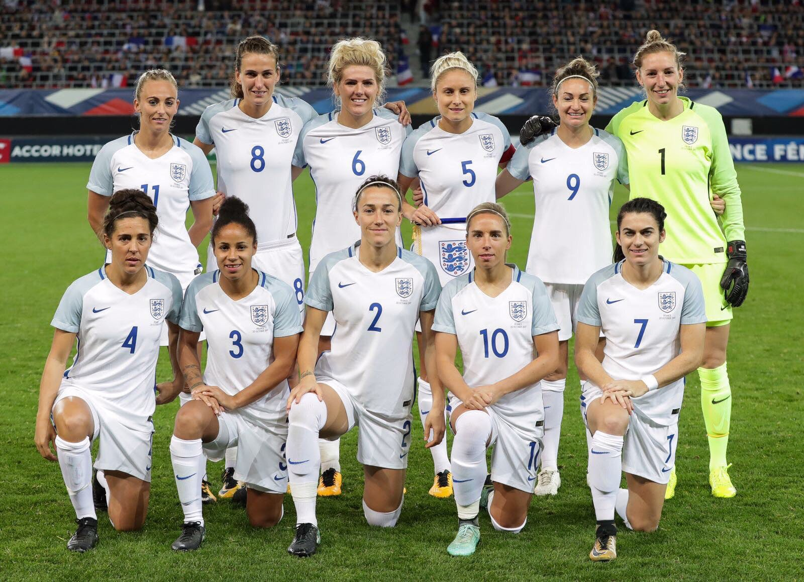 English women's national team