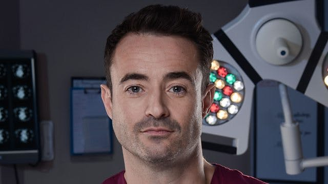 Joe McFadden is a talented actor