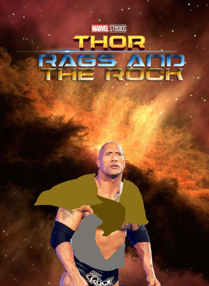 THOR: RAGS AND THE ROCK