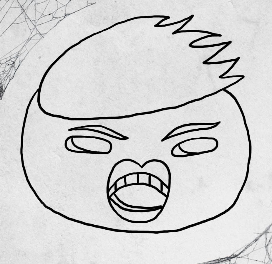 Trumpkin got face