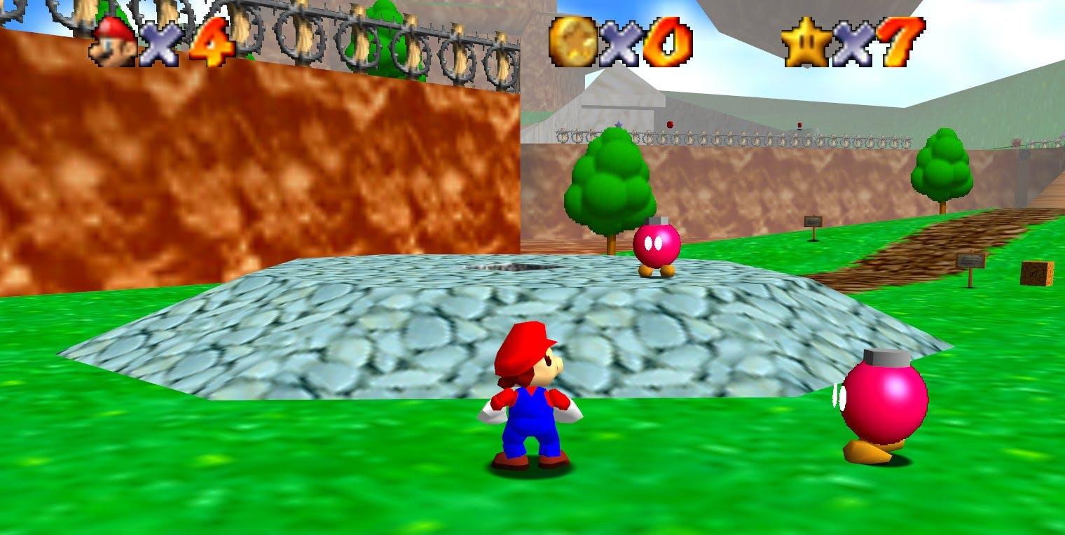 Mario 64