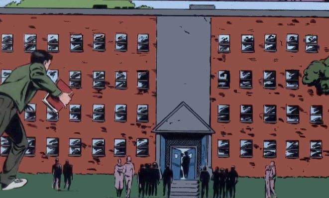 Peter Parker's High School
