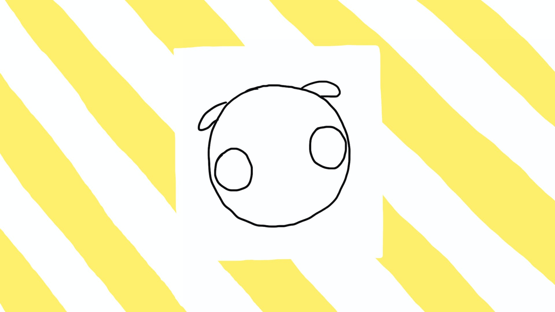 Give your pug two circles