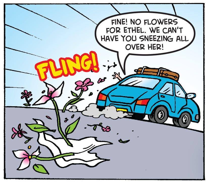tricky dicky flowers