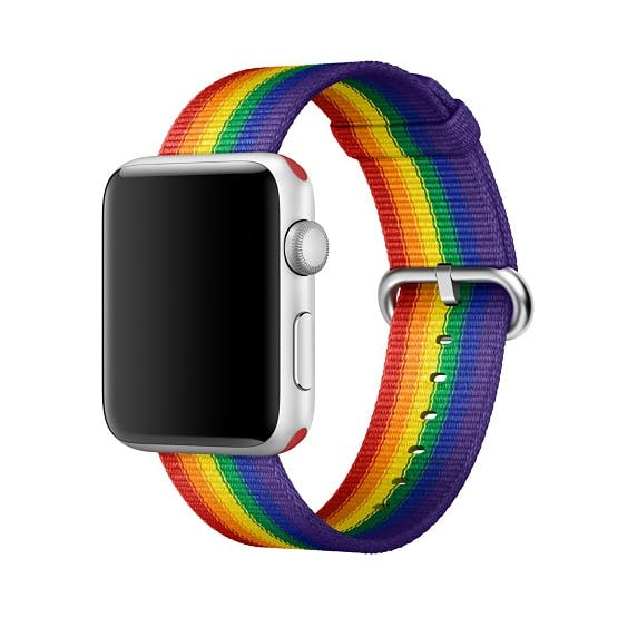 Apple Pride Edition Apple Watch Strap